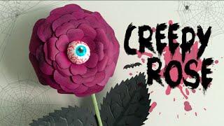 HALLOWEEN: ROSA TERRORIFICA - CREEPY ROSE