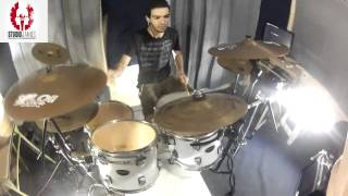 Arch enemy - despicable heroes   Drum Cover: Jhony Eryc