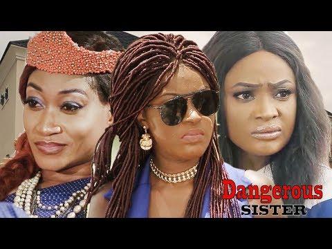 Dangerous Sister Season 1 - New Movie|Chacha Ekeh|Oge Okoye| 2019 Latest Nigerian Nollywood Movie