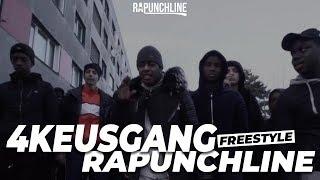 4Keus Gang   Freestyle Rapunchline