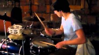 """That Old Black Hole"" - Dr. Dog - drum cover"