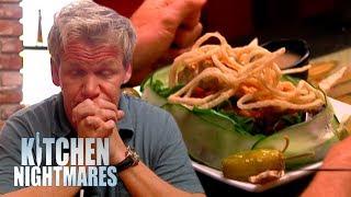 Owner CANNOT Handle Gordon's Criticism | Kitchen Nightmares