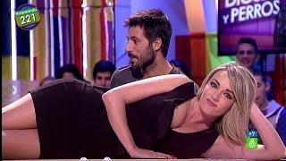 "Ana Morgade: ""Hugo, Anna Simon Tiene Las Piernas Muy Sueltas"""