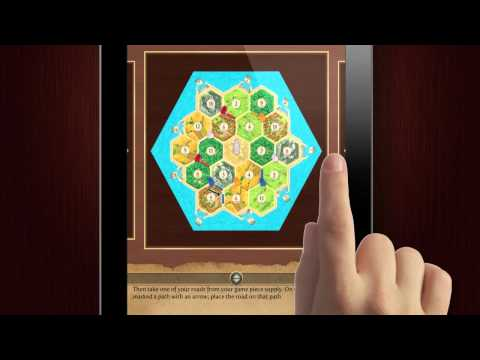 Video of Catan Game Assistant