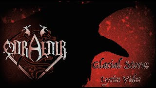 Video Odraedir - Glacial Storm (Lyrics video)