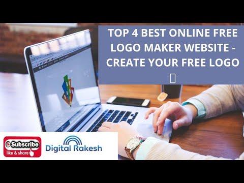 Top 4 Best Online free Logo Maker Website