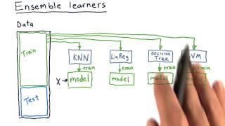 Ensemble learners