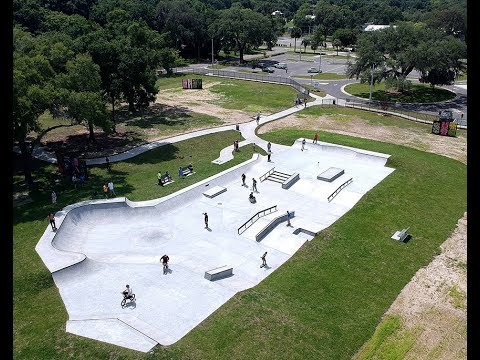 Ocala Skate Park Soft Opening