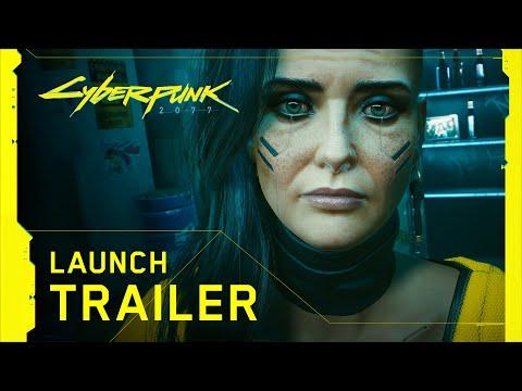 Official Launch Trailer — V de Cyberpunk 2077