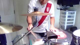 Joe Arroyo - Pa'l Bailador (bosquejo timbal)