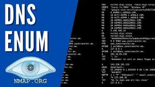 Nmap - DNS Enumeration