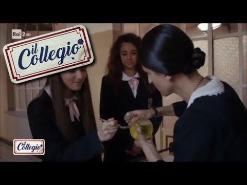 Colazione con olio di fegato di merluzzo - Prima puntata - Il Collegio 2