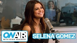Gambar cover Selena Gomez Opens Up About Boyfriend The Weeknd | On Air with Ryan Seacrest