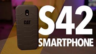 CAT S42 SmartPhone Review: Sind derzeit robuste SmartPhones installiert?