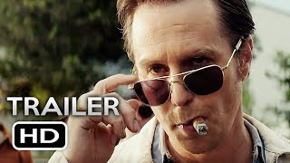 THE BEST OF ENEMIES Official Trailer (2019) Sam Rockwell, Taraji P. Henson Biography Movie HD