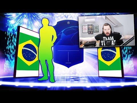INSANE CHAMPIONS LEAGUE UPGRADE PACKS! - FIFA 19 Ultimate Team