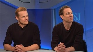 'Outlander' Stars at the WSJ Café