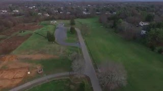 Northern Virginia from 40m up