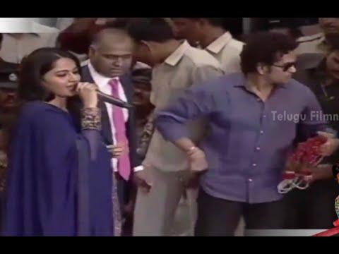 Sachin Tendulkar & Anushka Shetty Speech @ PVP Shopping Mall Opening Ceremony @ Vijayawada