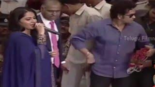 Sachin Tendulkar & Anushka Shetty Speech @ PVP Shopping Mall Opening Ceremony