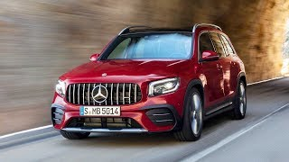 2020 Mercedes-AMG GLB 35 design footage