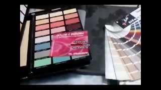 preview picture of video 'Presentazione di idee e colori per interni colori e dintorni capranica vt'