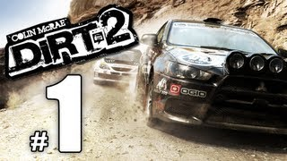 Racing with TheMan - DiRT 2 - Episode 1: Getting Startet