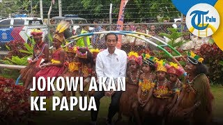 Dalam Waktu Dekat Presiden Jokowi akan Berkunjung ke Papua