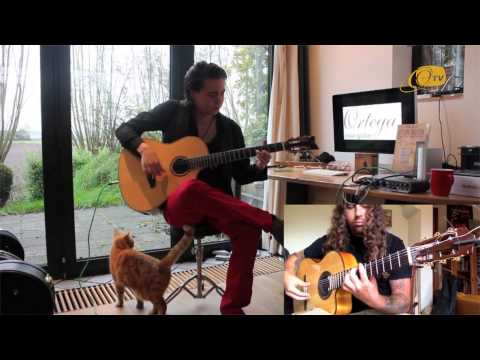 "Iron Maiden´s ""Flash of the Blade"" arranged for acoustic guitar by Thomas Zwijsen (NL), Ben Woods (USA), Glenn Roth (USA)"