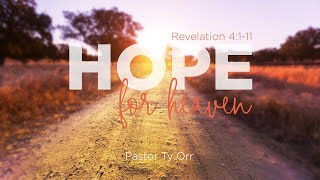Hope for Heaven