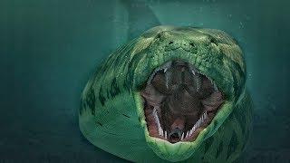 Титанобоа - Гигантская Змея, Которая Терроризировала Мир