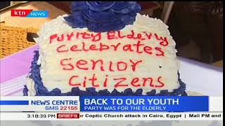 Senior citizens in Nyeri County treated to a fun day