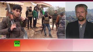 Турция начала военную операцию против курдов в сирийском Африне
