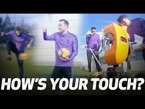 HIGH-SPEED BALL CANNON   HOW'S YOUR TOUCH?   Ft. Sonny Eriksen Llorente & Gazzaniga
