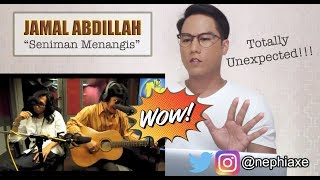 Jamal Abdillah   Seniman Menangis | REACTION