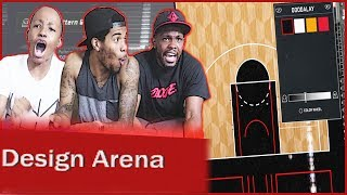 HOME SWEET HOME! ARENA CUSTOMIZATION! - MyTeam Battles Ep.13