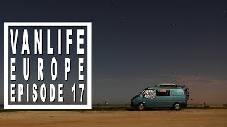 Vanlife Vlog : Traveling from Lisbon to the End of the World