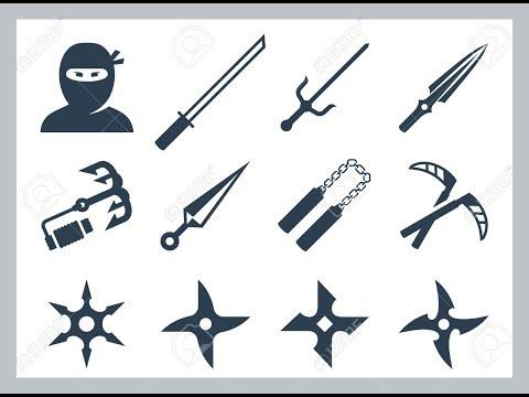 Top 5 Deadliest Ninja Weapons
