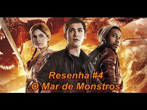 Resenha: Percy Jackson e o Mar de Monstros - Rick Riordan