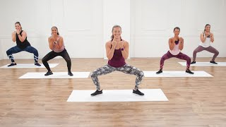 30-Minute Feel-Good Strength and Cardio Workout