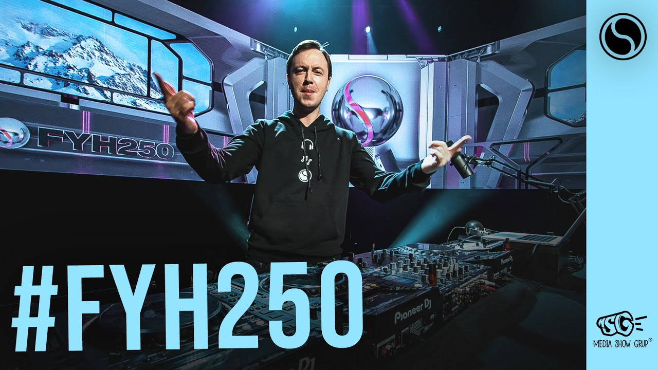Andrew Rayel - Live @ Find Your Harmony Episode 250 (#FYH250) 2021