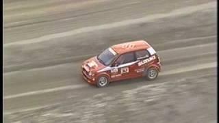 '01全日本ダートトライアルC-1クラス TOP3