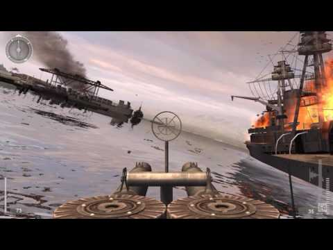 Gameplay de Medal of Honor: Pacific Assault
