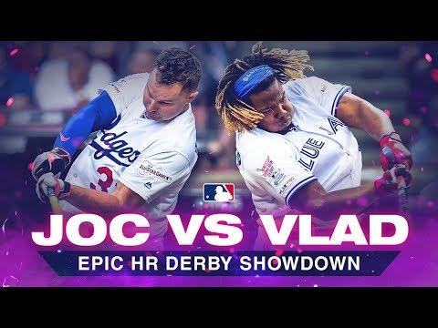 Vlad Guerrero Jr. and Joc Pederson have EPIC round at Home Run Derby