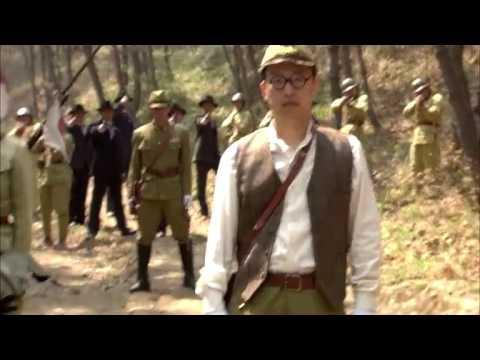 军和八路军做交易,鬼子做手脚,被我军神枪女狙击手一枪爆头!
