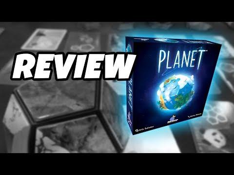 Review   PLANET   Blue Orange Games