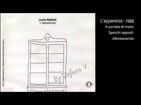 Lucio Battisti - L'apparenza - 1988 - Full album