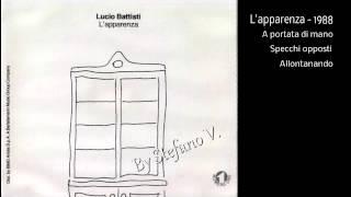 Lucio Battisti - L'apparenza - 1988 - Full album