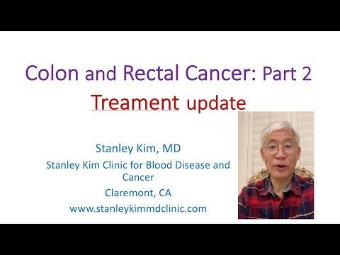 Rak jelita grubego i odbytnicy - metody leczenia