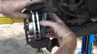 Brake Pad/Rotor Replacement